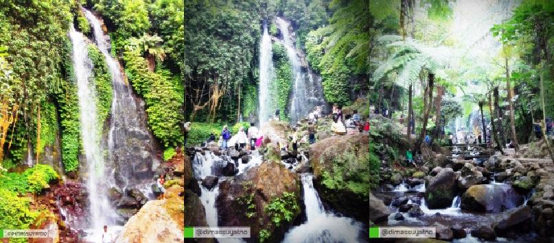 Air Terjun Jumog The Lost Paradise