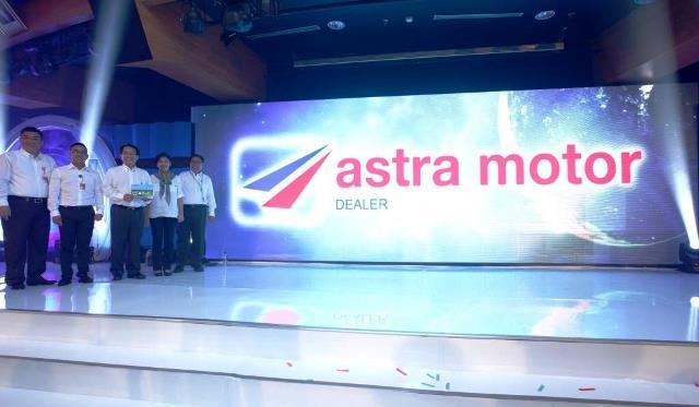 Astra Motor Luncurkan Logo Baru Di Ultah Ke 45